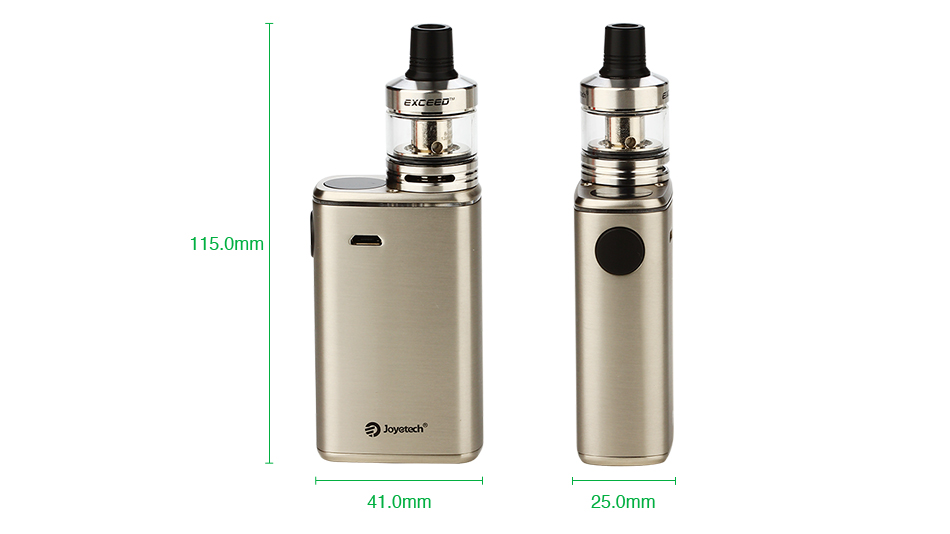 Joyetech Exceed Box with Exceed D22C Starter Kit 3000mAh