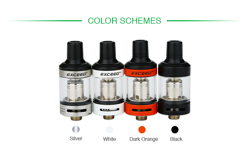 Joyetech Exceed D19 Atomizer 2ml