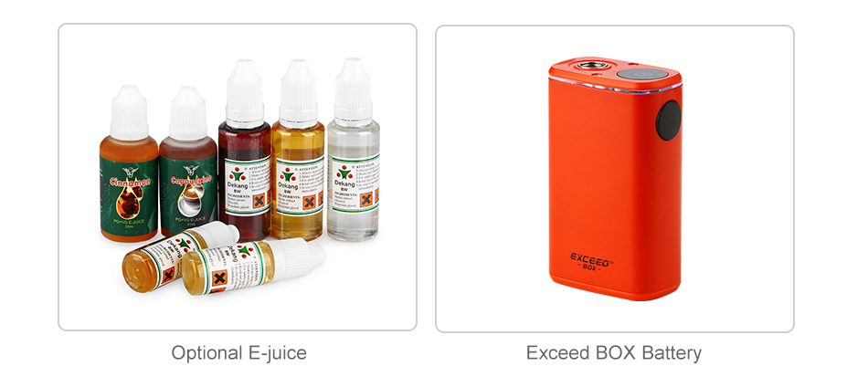Joyetech Exceed D22C Atomizer 2ml