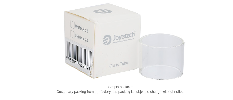Joyetech ProCore Aries Replacement Glass Tube - 4ml