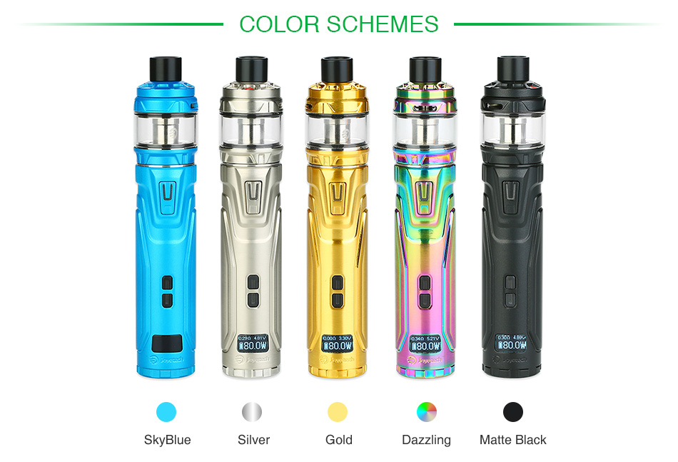 Joyetech ULTEX T80 80W TC Kit with Cubis Max