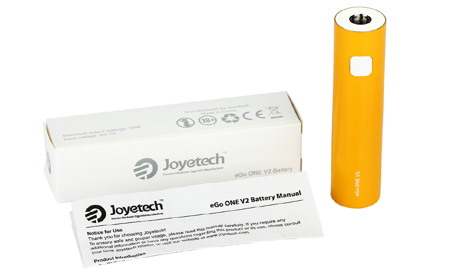Joyetech eGo ONE V2 Standard Battery - 1500mAh