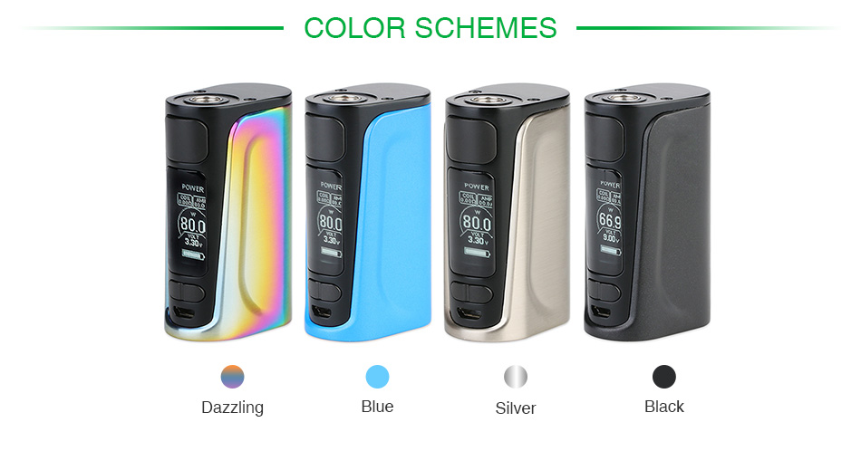 Joyetech ИКЕМ Primo Fit 80W TC Box MOD