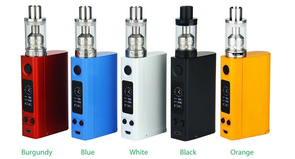 Joyetech eVic VTC Dual with ULTIMO Starter Kit W/O Battery