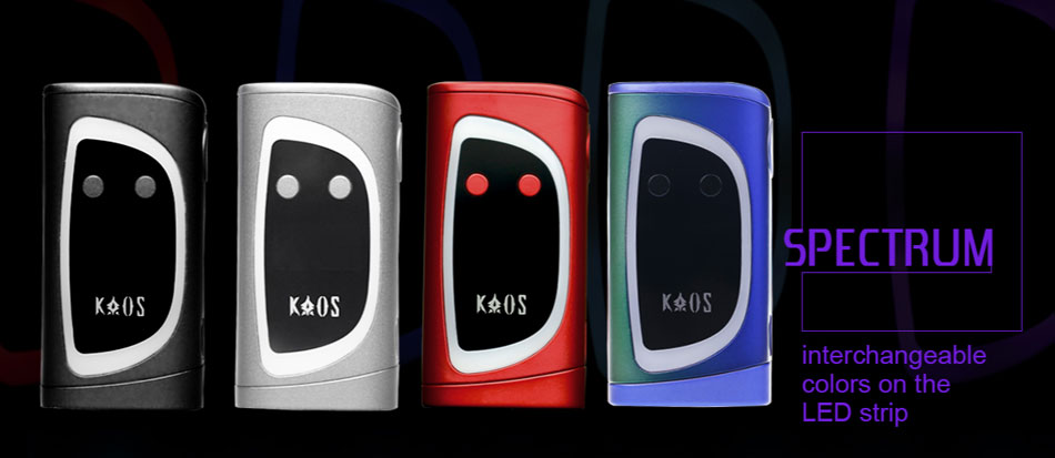 KAOS Spectrum 230W TC Kit