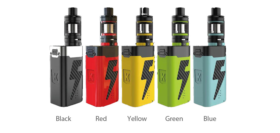 Kangertech FIVE 6 VW Starter Kit W/O Battery