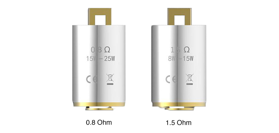 Kangertech Replacement Coil for SUBTANK Mini V2 5pcs