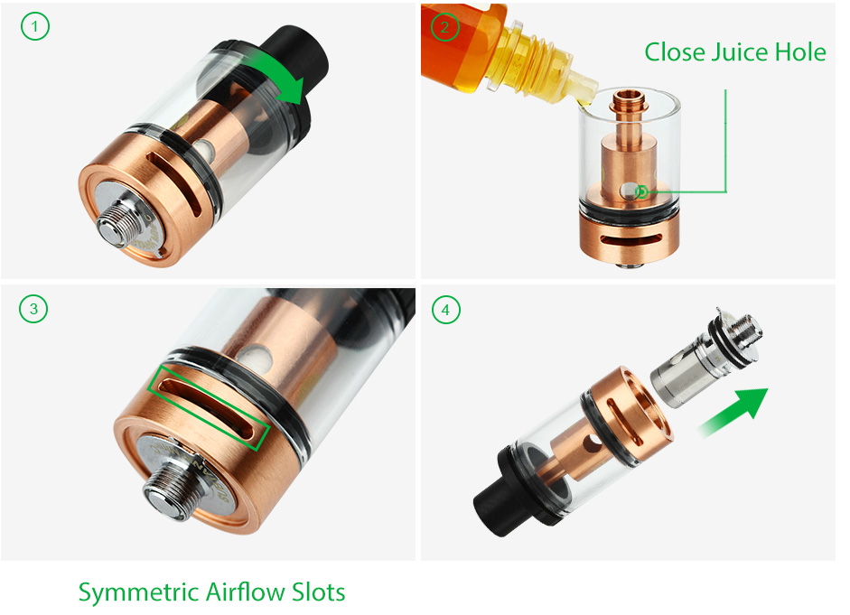 Kangertech Subtank Mini-C Cartomizer - 3ml