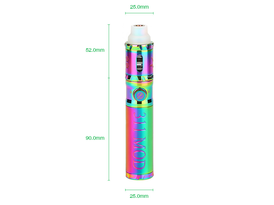 LTQ Vapor 311 WAX Vape Pen Kit