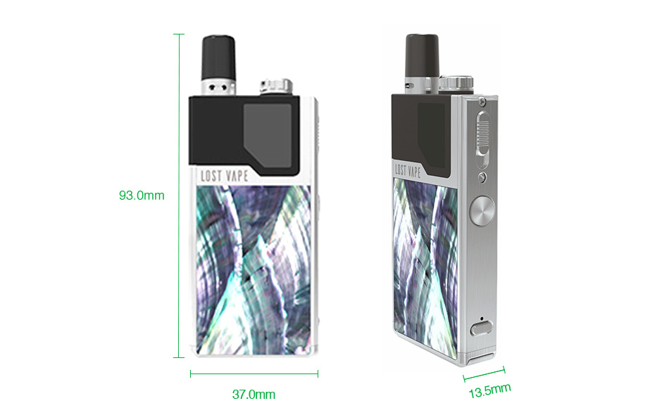 Lost Vape Orion DNA GO Pod Kit 950mAh