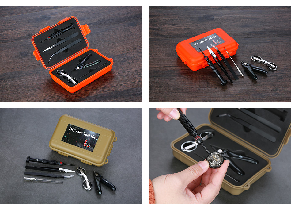 Lvs DIY Mini Tool Kit