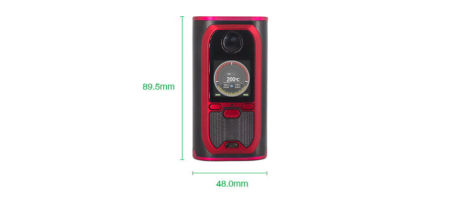 ​​Modefined Lyra 200W TC Box MOD