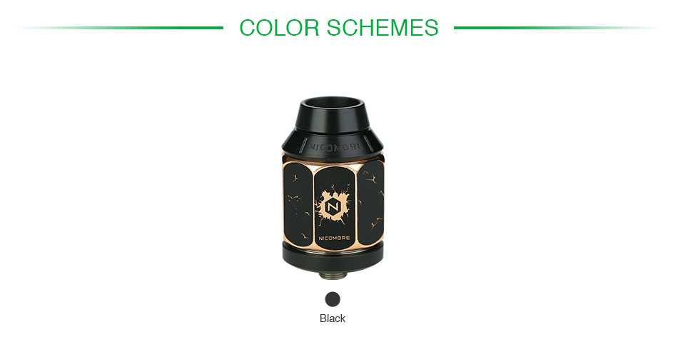 Nicomore M1 RDA_RDTA 2ml