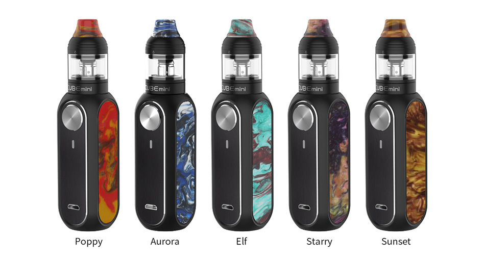 OBS Cube Mini Resin Starter Kit 1500mAh