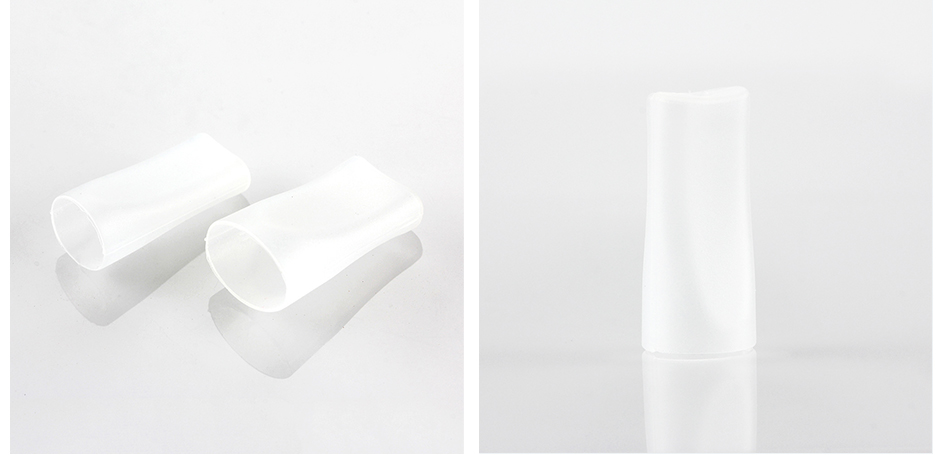 Rubber Mouthpiece Cover for eGo-T/eGo-C Cartridges 5pcs