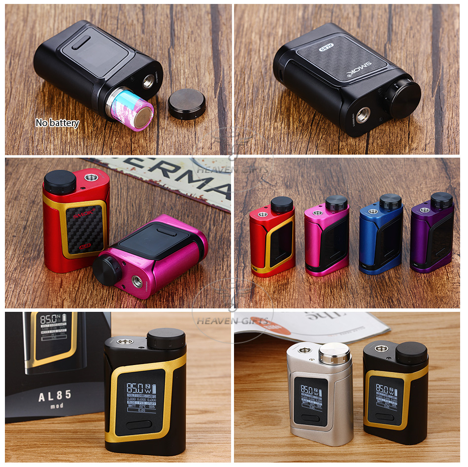 SMOK Alien Baby AL85 TC Box MOD W / O Battery