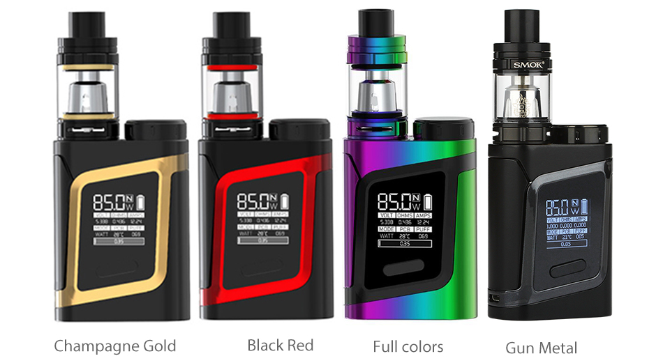 SMOK Alien Baby AL85 TC Starter Kit W/O Battery