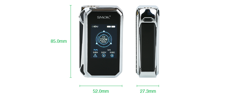 SMOK G-PRIV 2 230W Touch Screen TC MOD Luxe Edition