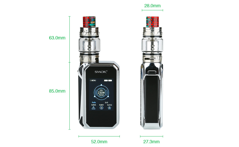 SMOK G-PRIV 2 230W with TFV12 Prince Kit Luxe Edition