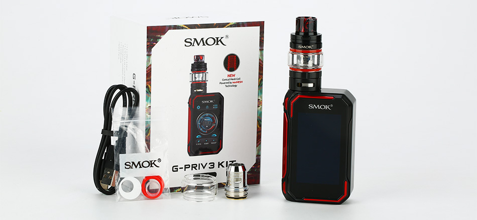 SMOK G-PRIV 3 230W Kit with TFV16 Lite Tank