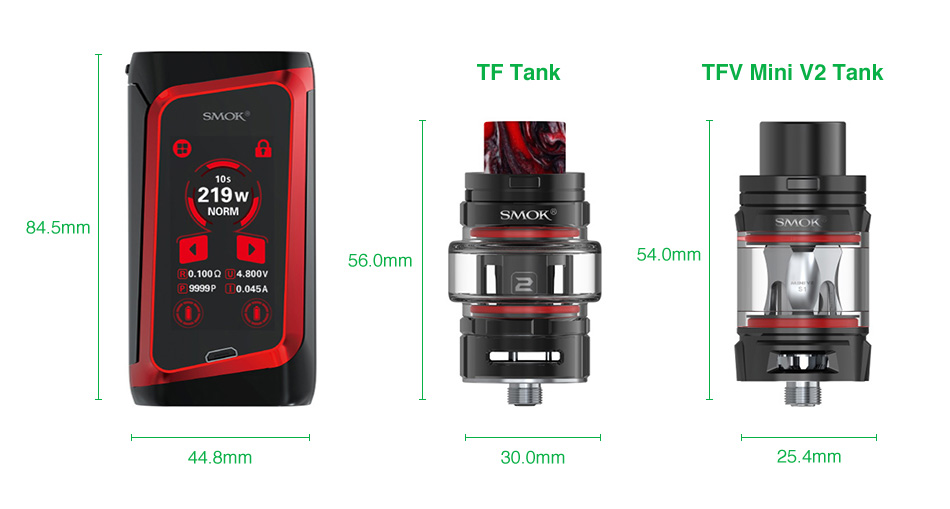 SMOK MORPH Starter Kit Review