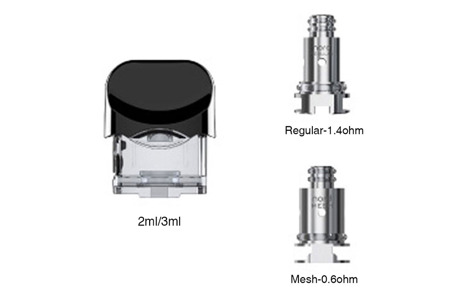 SMOK Nord Replacement Pod 2ml/3ml