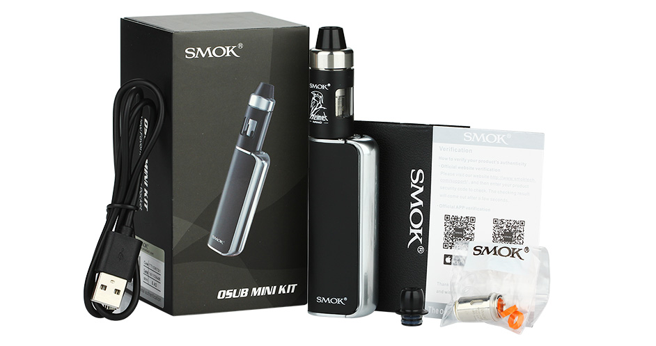SMOK OSUB Mini Starter Kit - 1200mAh
