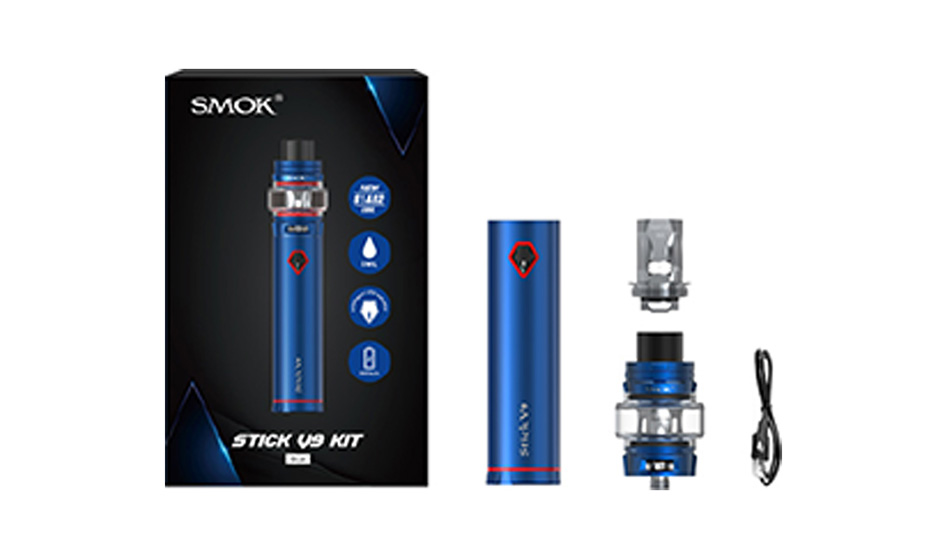 SMOK Stick V9 Starter Kit 3000mAh with TFV8 Baby V2