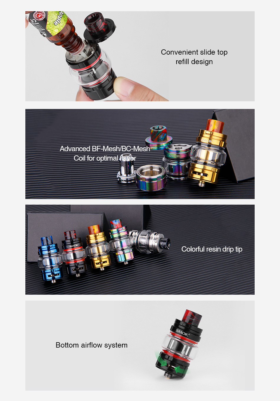SMOK TF Tanque 6ml