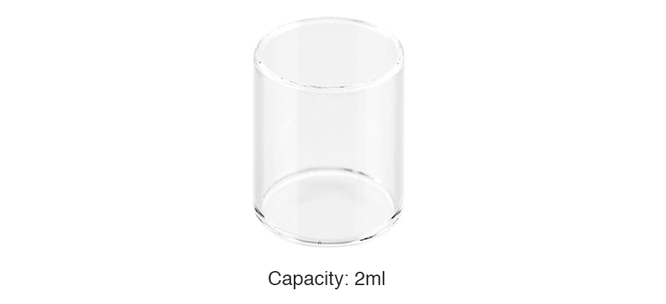 SMOK TFV Mini V2 Replacement Glass Tube 2ml 3pcs