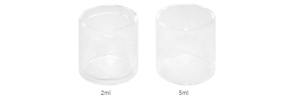 SMOK TFV12 Prince Replacement Glass Tube 2ml/5ml