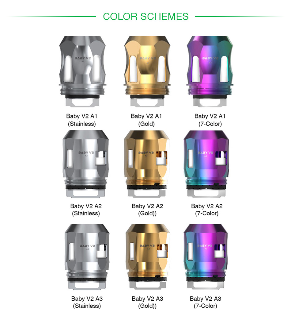 SMOK Species 230W Touch Screen TC Kit with TFV Mini V2