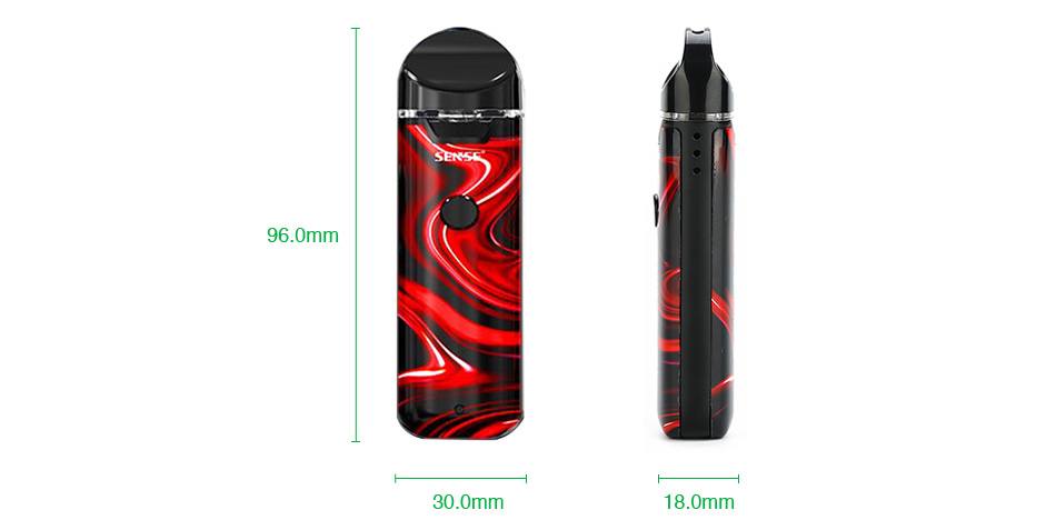 Sense Orbit Pod Starter Kit 1100mAh