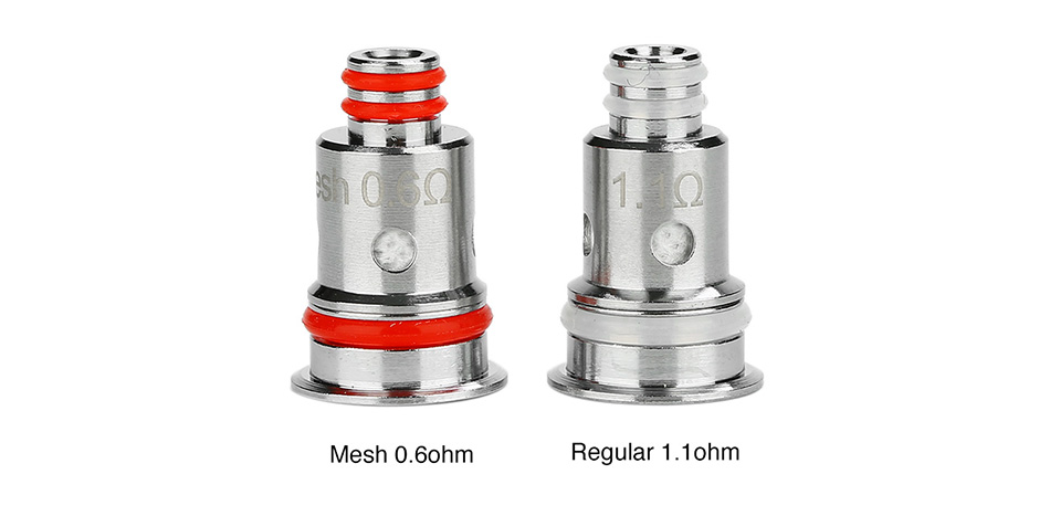 Sense Orbit/Orbit TF Replacement Coils 5pcs