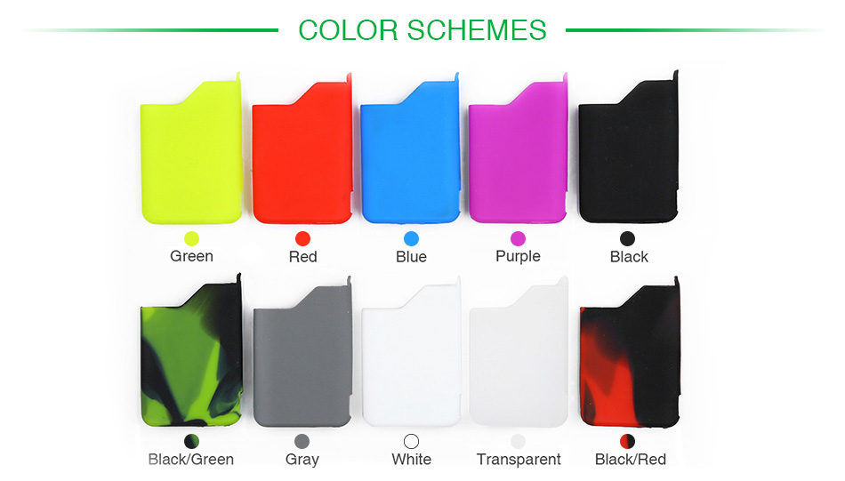 Silicone Case for Suorin Air