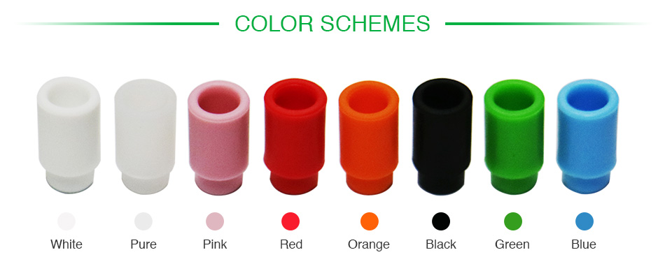 Silicone Mouthpiece for 510 Atomizer