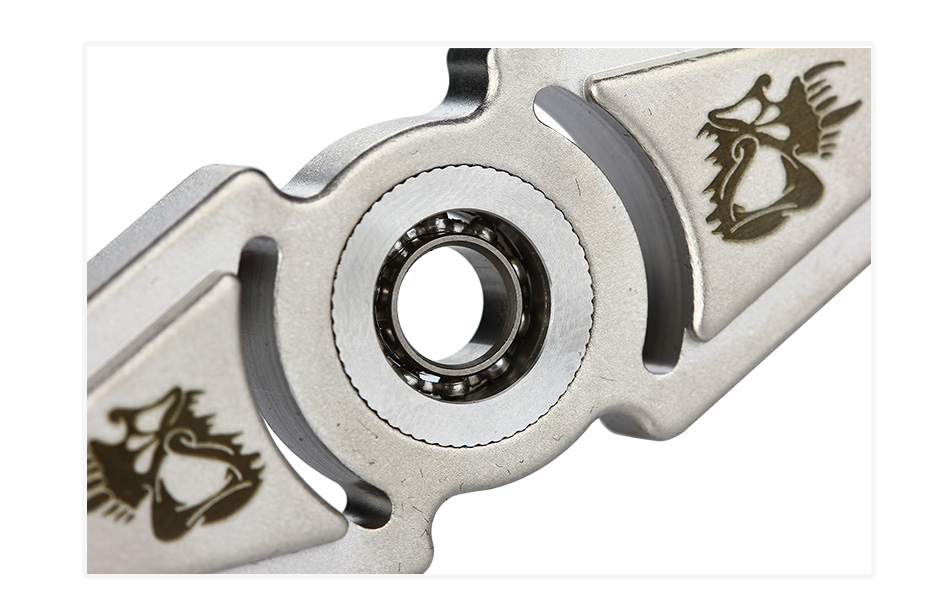 Starss Hand Spinner with Two Spins