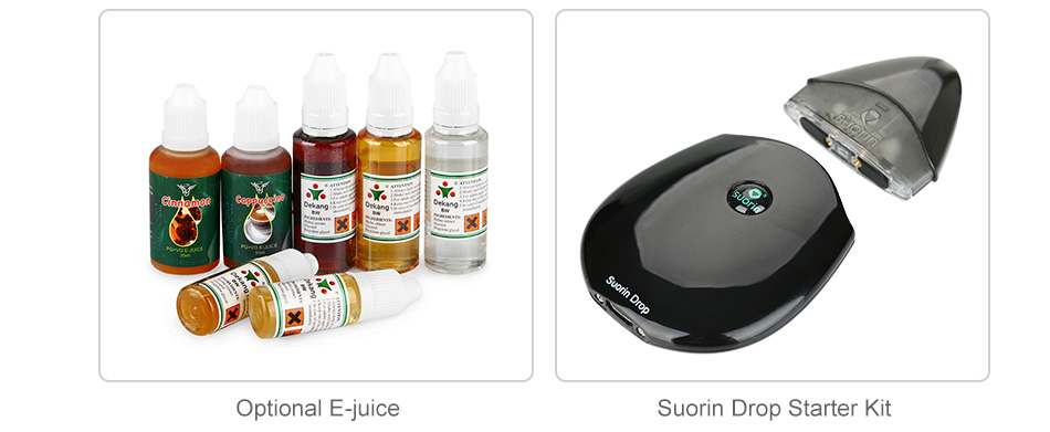 Suorin Drop Cartridge Unit - 2ml