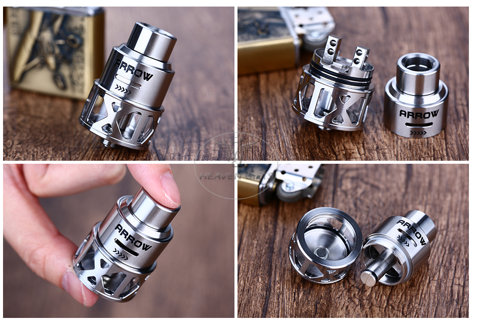 Tesla Arrow RDTA - 3.5ml