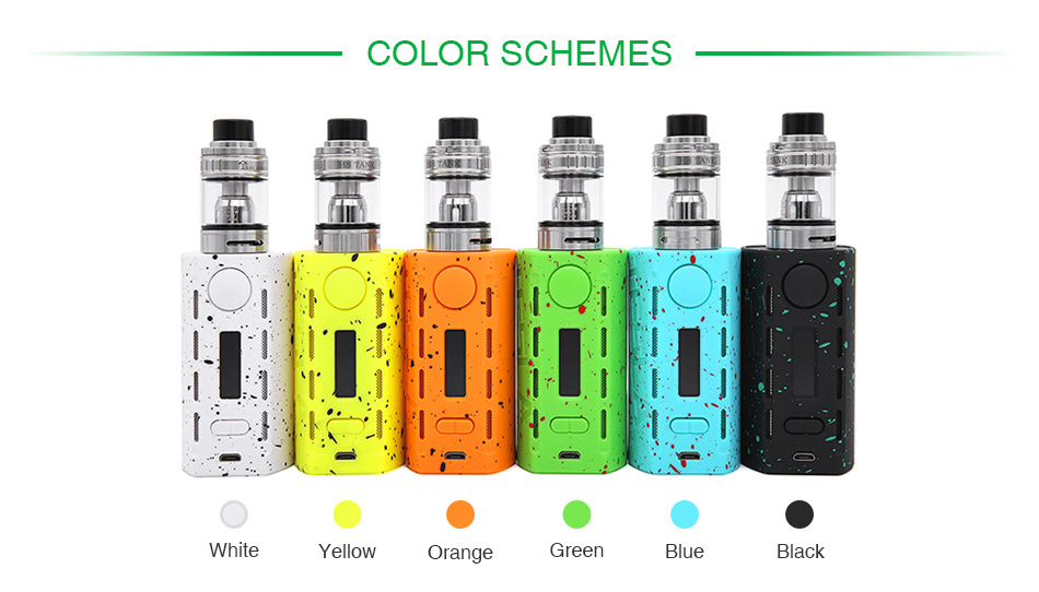 Tesla WYE 200W TC Kit with H8 Tank