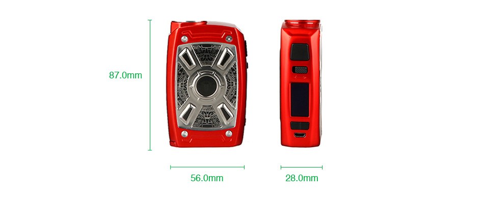 Tesla XT Mini 220W TC Box MOD