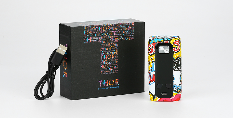 Think Vape Thor 200W TC Box MOD
