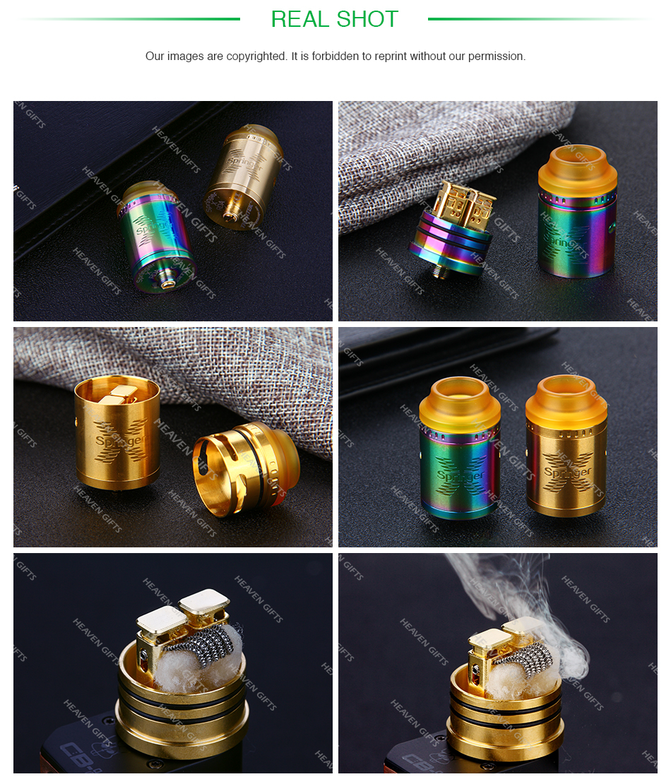 Tigertek Springer X RDA