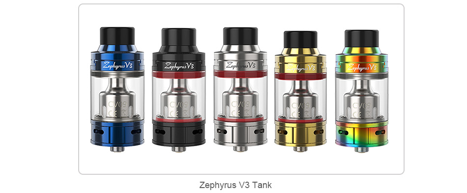 UD Zephyrus V3 Octuple Replacement Coil 2pcs