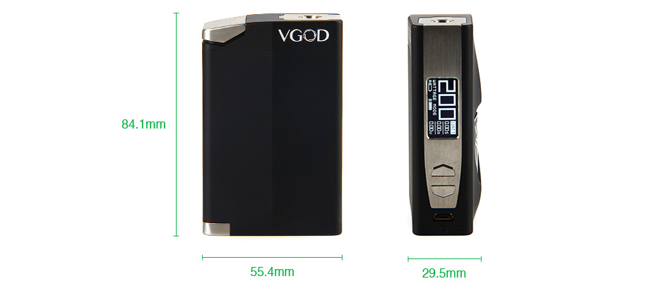 VGOD Elite 200W TC Box MOD Limited Edition