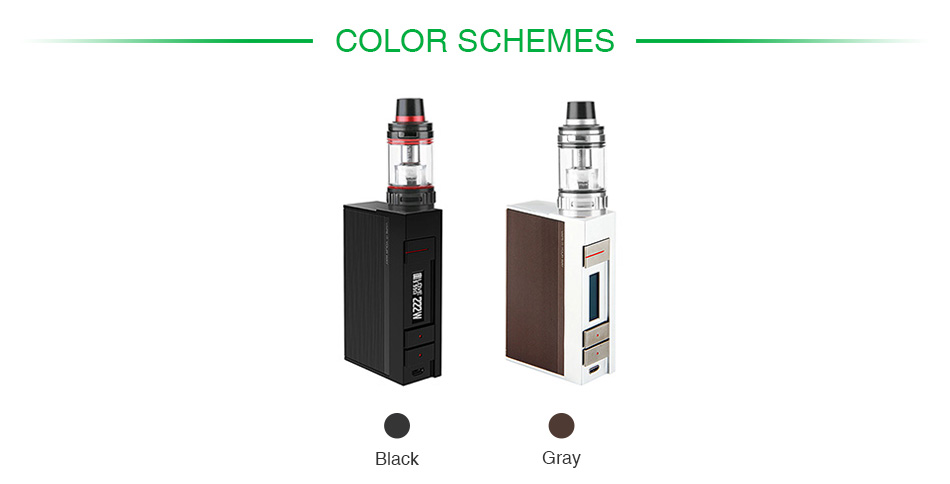 VOOPOO Alpha One 222W with Uwell Valyrian TC Kit