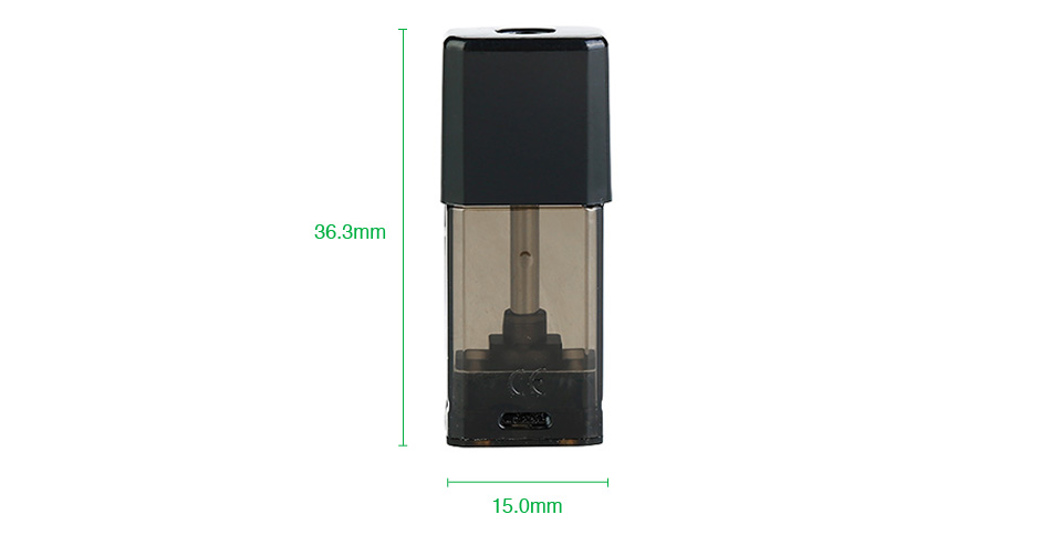 VOOPOO DRAG Nano Pod Cartridge 1.0ml 4pcs