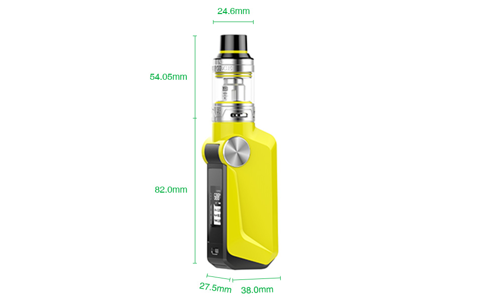 VOOPOO MOJO 88W with UFORCE TC Starter Kit 2600mAh