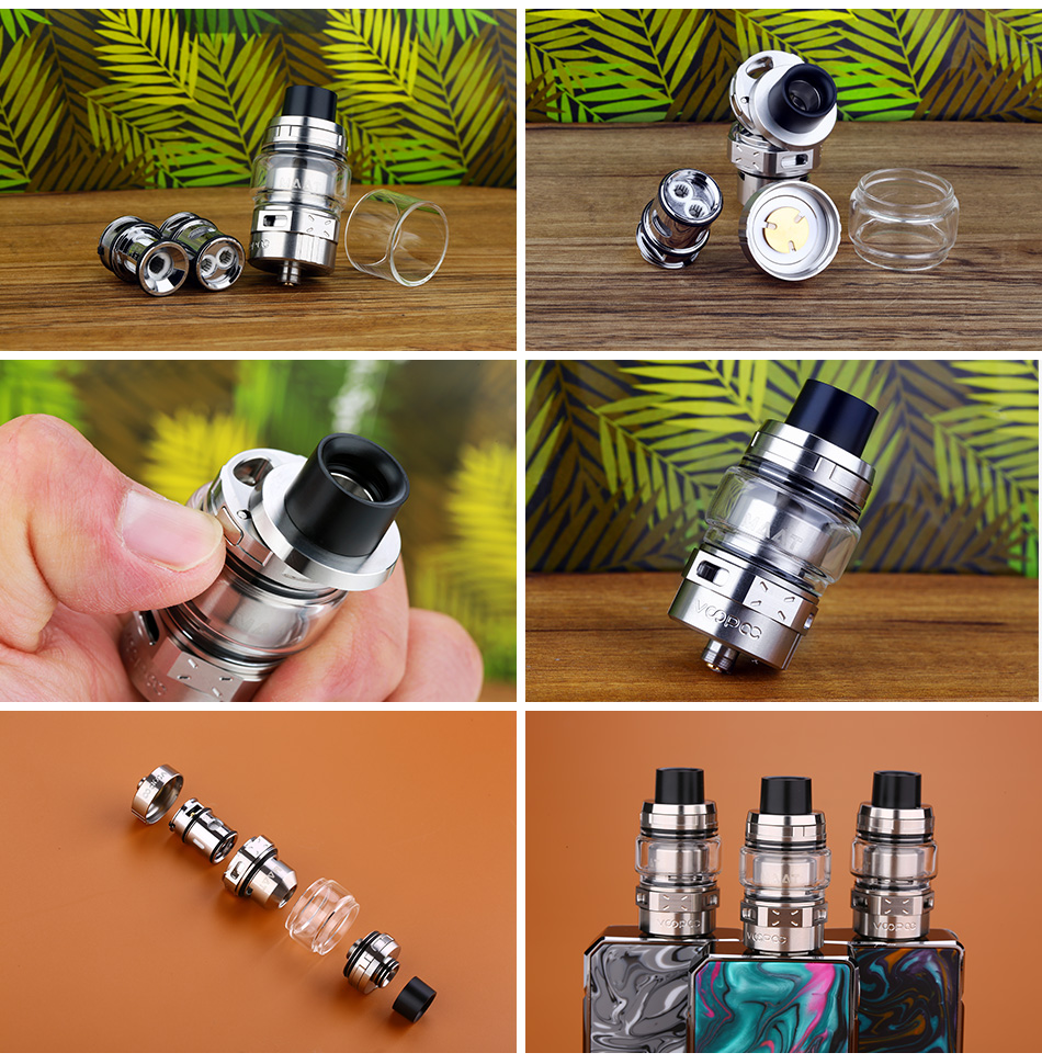 VOOPOO Maat Sub-ohm Tanque 2ml / 4ml 2