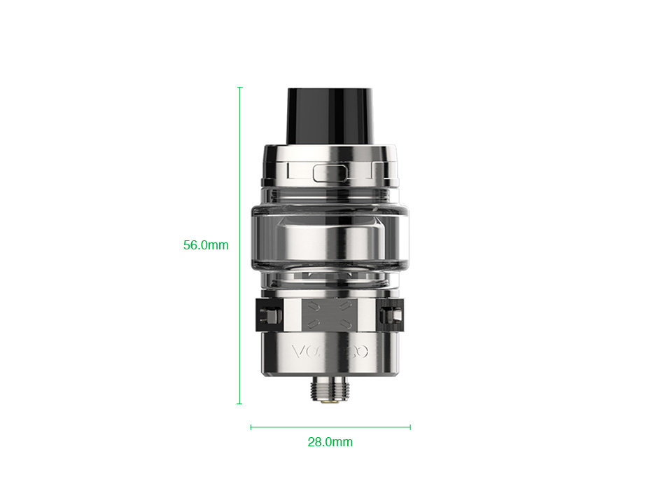 VOOPOO Maat Sub-ohm Tank 4ml Specifications
